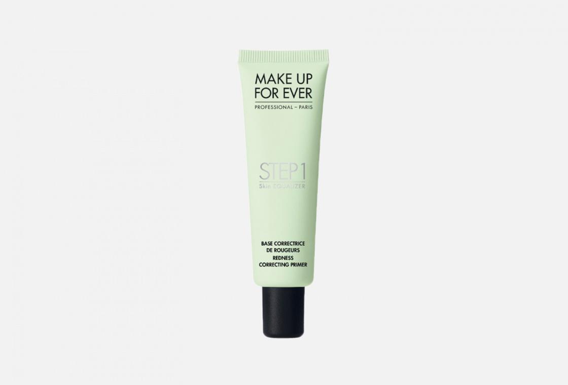 База ПОД МАКИЯЖ, КОРРЕКТИРУЮЩАЯ ПОКРАСНЕНИЯ Make Up For Ever step 1 skin equalizer redness correcting  primer