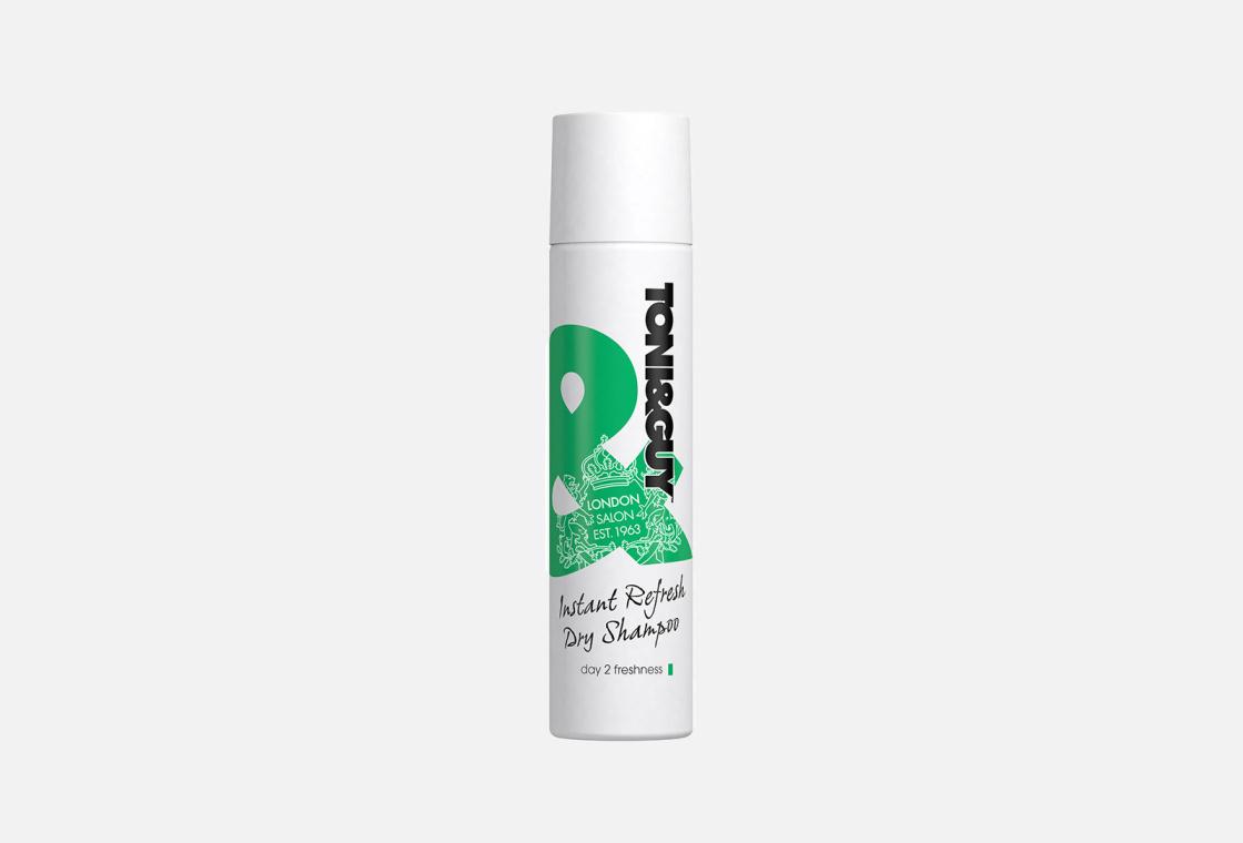 Шампунь сухой МГНОВЕННАЯ СВЕЖЕСТЬ  Tony & Guy Instant refresh Dry Shampoo