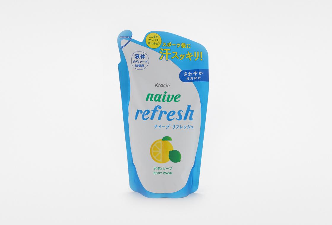 Жидкое мыло для тела Kracie Naïve