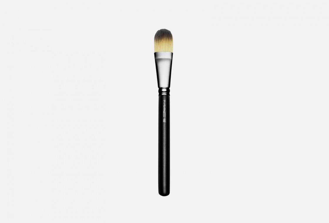 КИСТЬ КОСМЕТИЧЕСКАЯ MAC #190 Foundation Brush