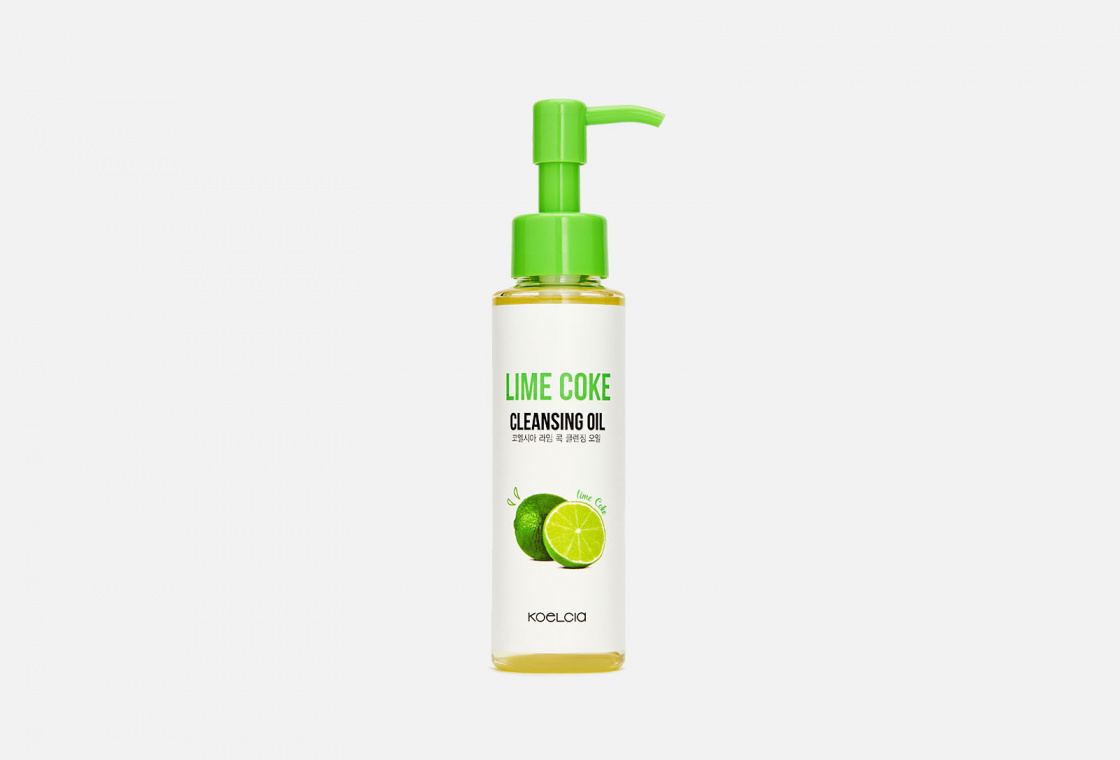 Гидрофильное масло KOELCIA LIME COKE