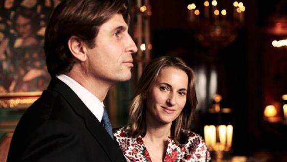 Филипп и Кристин Д'Орнано